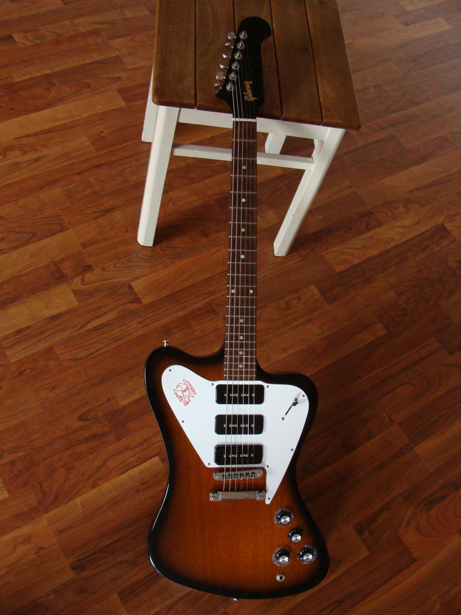 j 39 s guitarshop gibson firebird non reverse studio limited edition. Black Bedroom Furniture Sets. Home Design Ideas