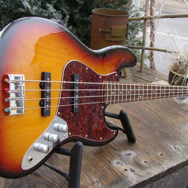 Js Guitarshop Sold